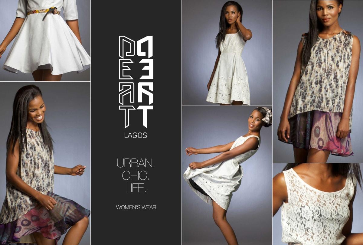 DEAT Lagos – Urban. Chic. Life. Women's Wear.