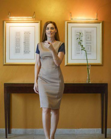 Belinda Straight Dress