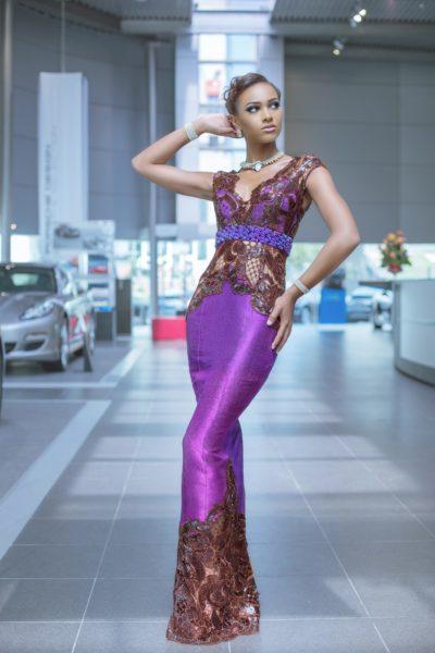 Awa Dress