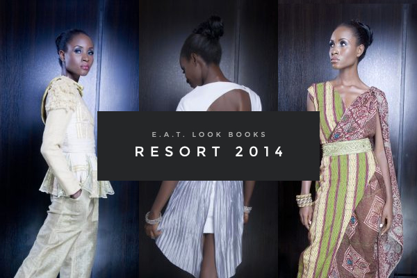 E.A.T. Look Books – Resort 2014 (Cover)