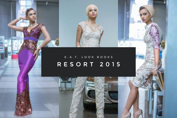 E.A.T. Look Books – Resort 2015 (Cover)