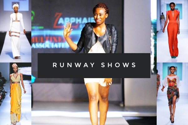 E.A.T. Runway Shows (Cover)
