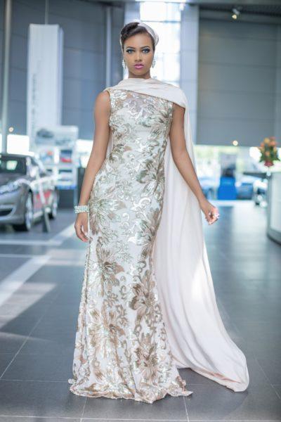 Maimuna Dress