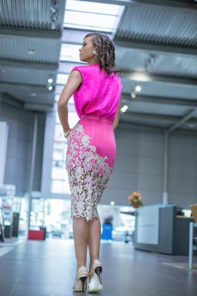 Zoe Top + Lami Skirt